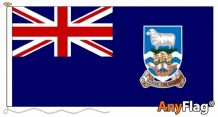 - FALKLAND ISLANDS ANYFLAG RANGE - VARIOUS SIZES